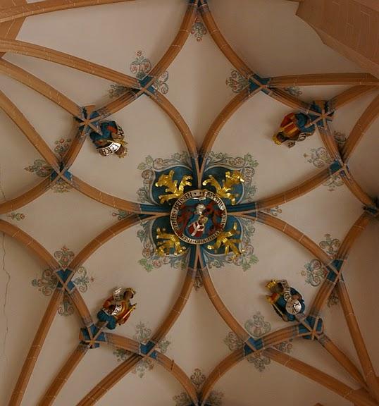 Готическая церковь св. Анны в Аннаберг-Буххольце 93505