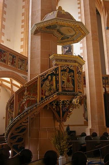 Готическая церковь св. Анны в Аннаберг-Буххольце 36437