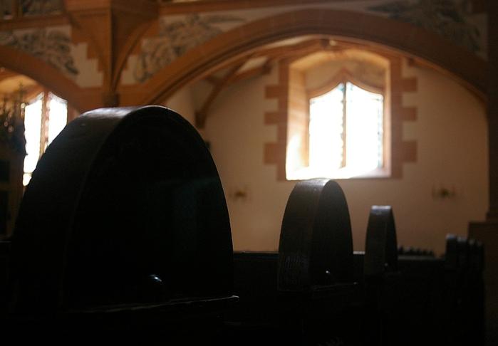 Готическая церковь св. Анны в Аннаберг-Буххольце 99577