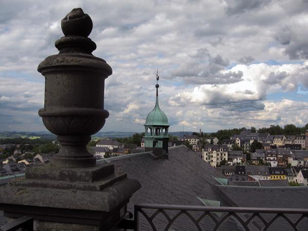 Готическая церковь св. Анны в Аннаберг-Буххольце 99120