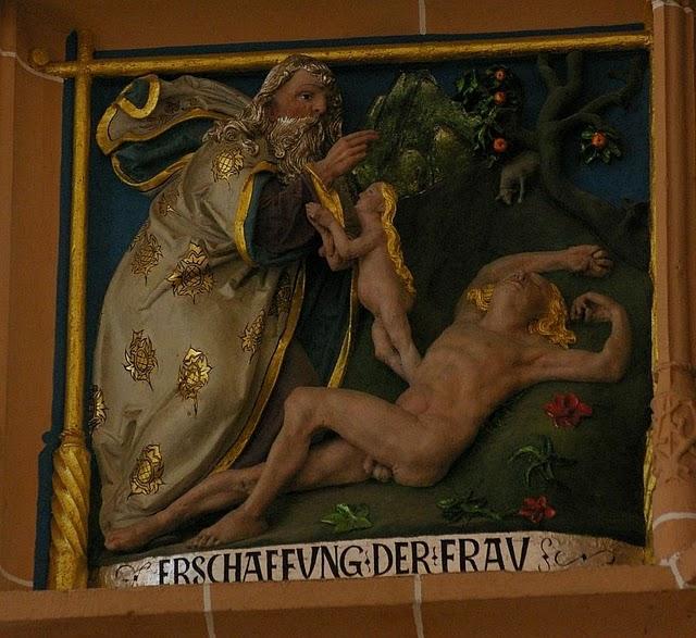 Готическая церковь св. Анны в Аннаберг-Буххольце 48286