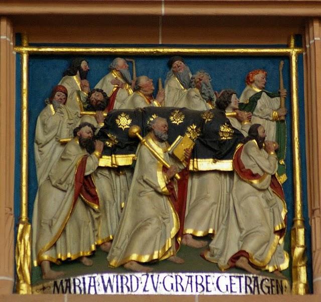 Готическая церковь св. Анны в Аннаберг-Буххольце 12506