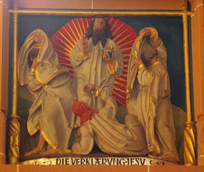 Готическая церковь св. Анны в Аннаберг-Буххольце 59672
