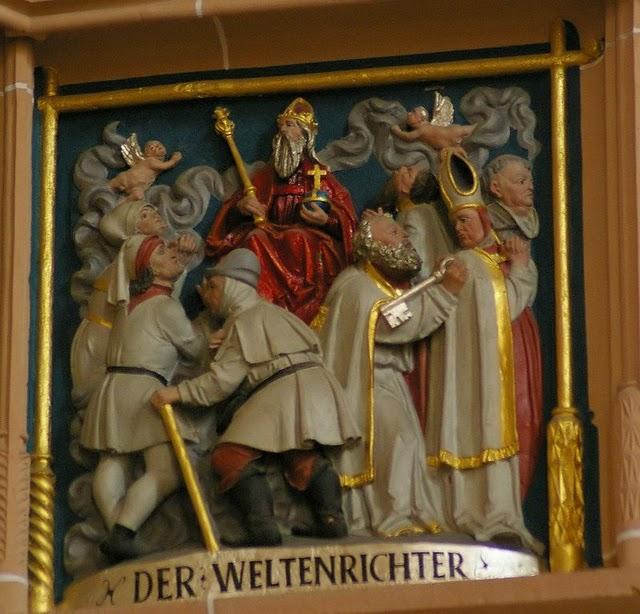 Готическая церковь св. Анны в Аннаберг-Буххольце 55846