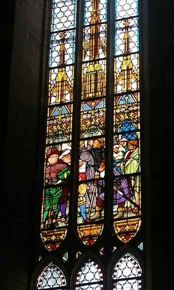 Готическая церковь св. Анны в Аннаберг-Буххольце 29347