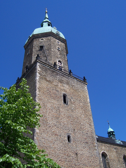 Готическая церковь св. Анны в Аннаберг-Буххольце 32038