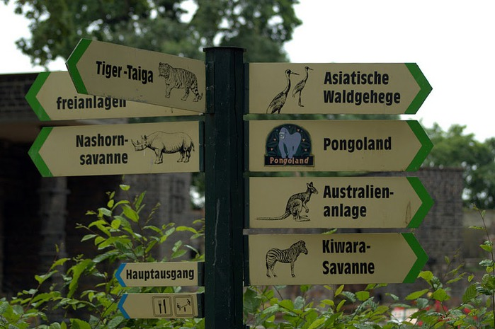 Зоологический сад в Лейпциге (Zoologischer Garten, Leipzig ) 77539