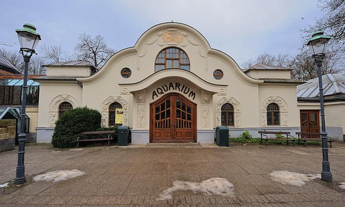 Зоологический сад в Лейпциге (Zoologischer Garten, Leipzig ) 29777