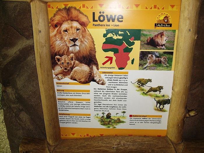 Зоологический сад в Лейпциге (Zoologischer Garten, Leipzig ) 34977