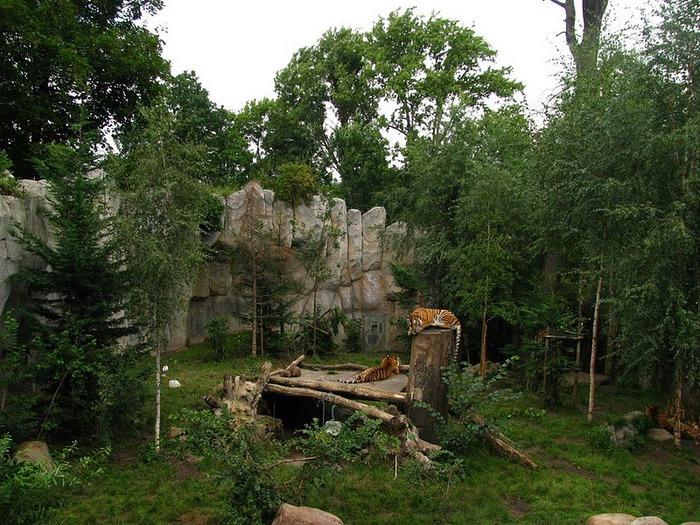 Зоологический сад в Лейпциге (Zoologischer Garten, Leipzig ) 29219