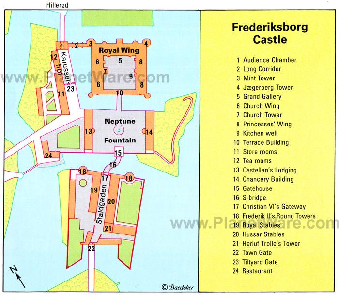 Замок Фредериксборг- 41104