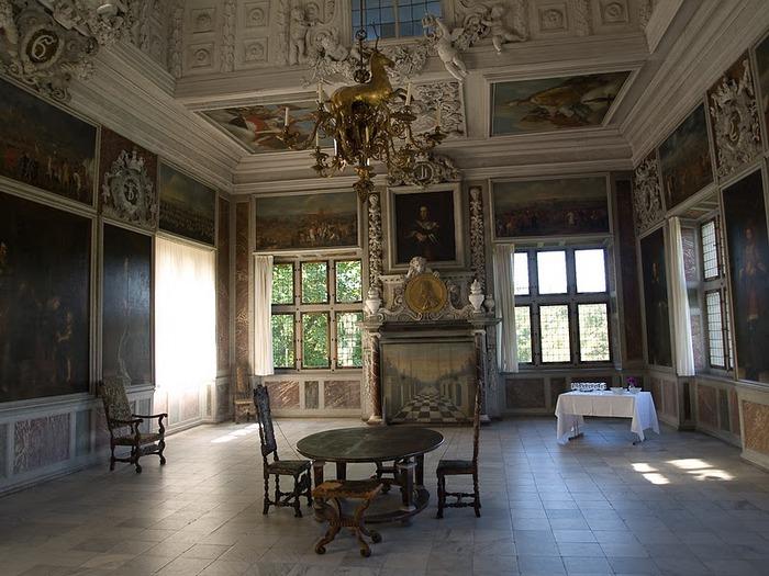 Замок Фредериксборг- 17156