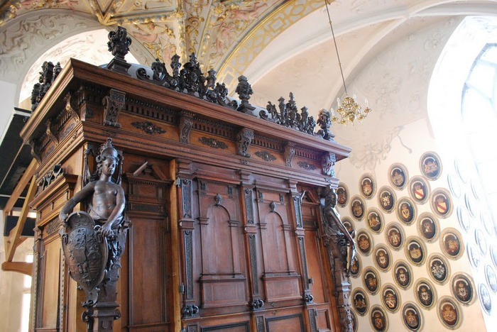 Замок Фредериксборг- 25412