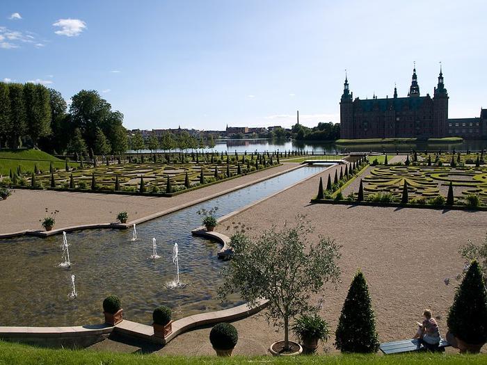 Замок Фредериксборг- 20083