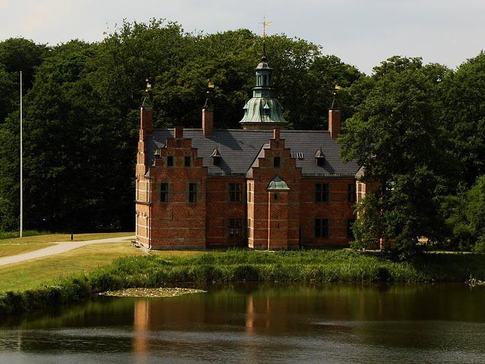 Замок Фредериксборг- 98387