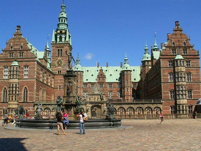 Замок Фредериксборг- 64487