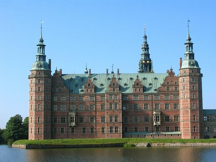 Замок Фредериксборг- 95607