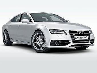 Спорт-пакет S-Line для Audi A7