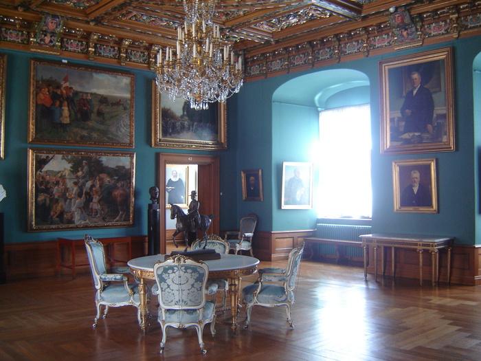 Замок Фредериксборг- 78564