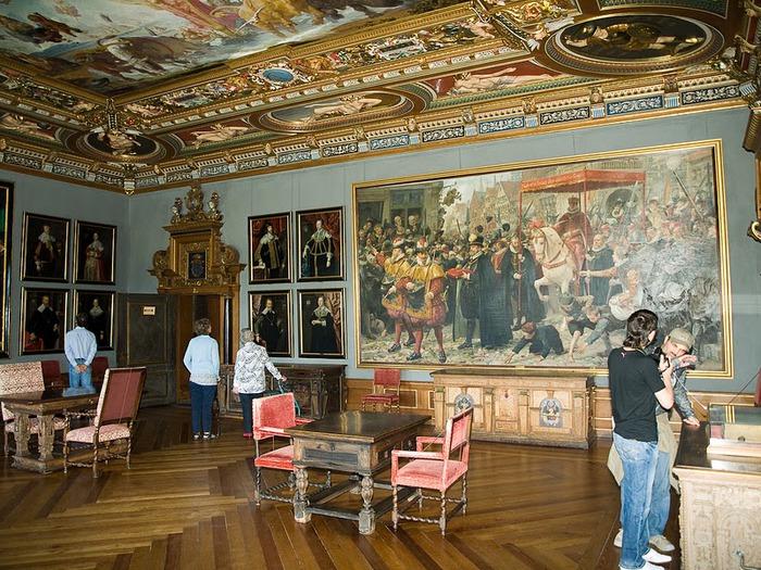 Замок Фредериксборг- 30749