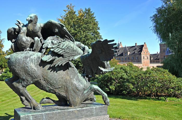 Замок Фредериксборг- 75307