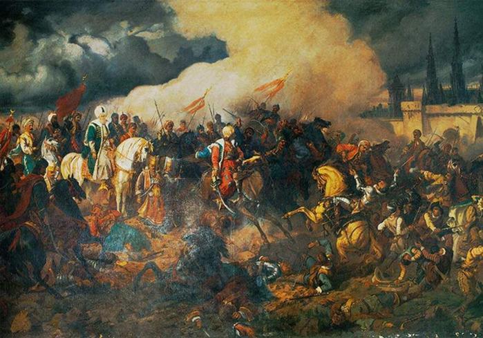 битве при Ангоре