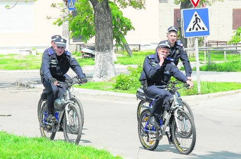 Милиция, XXI век. Украинские стражи порядка