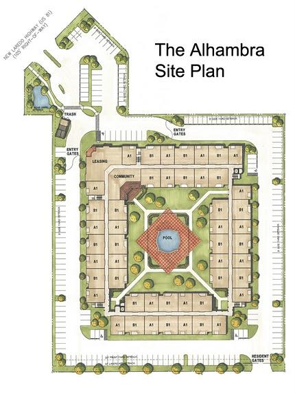 Альгамбра - жемчужина Андалузии 13858