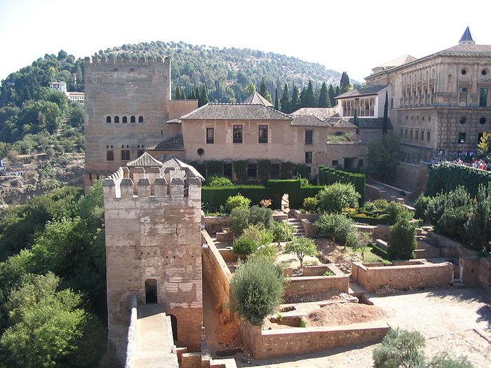 Альгамбра - жемчужина Андалузии 99361