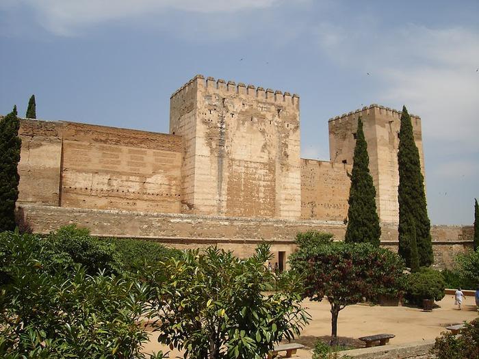 Альгамбра - жемчужина Андалузии 90503