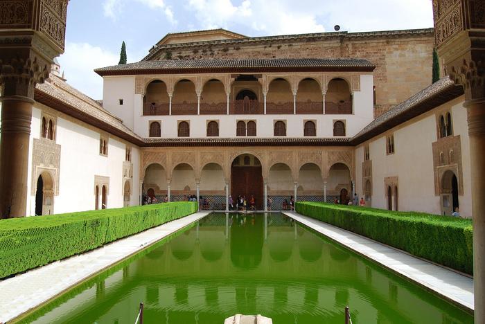 Альгамбра - жемчужина Андалузии 31772