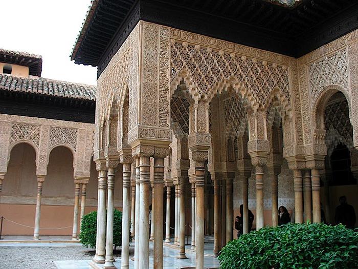 Альгамбра - жемчужина Андалузии 48576