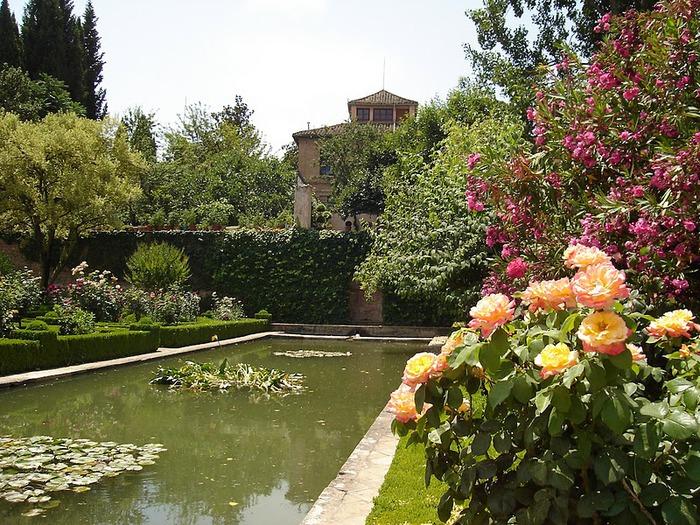 Альгамбра - жемчужина Андалузии 75330