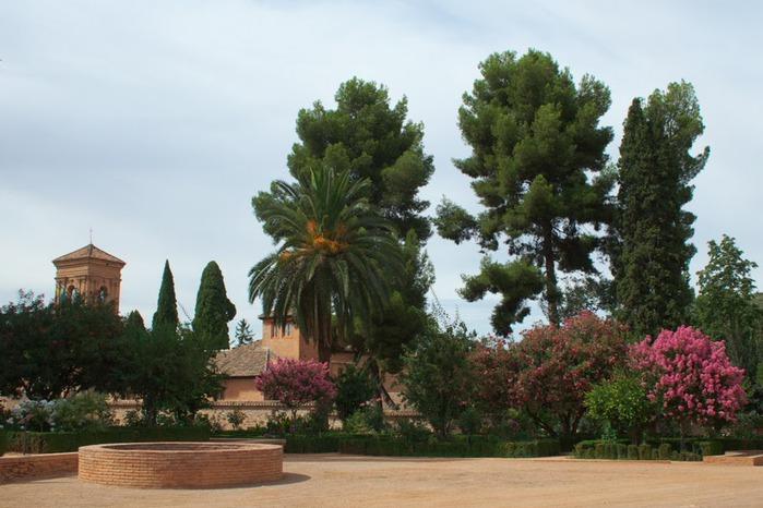 Альгамбра - жемчужина Андалузии 65813