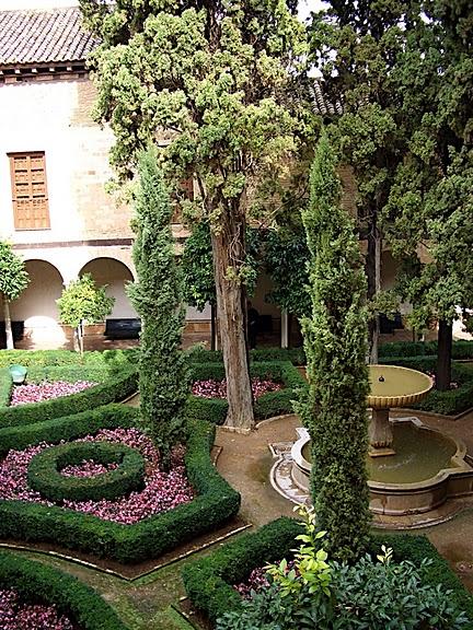 Альгамбра - жемчужина Андалузии 26342