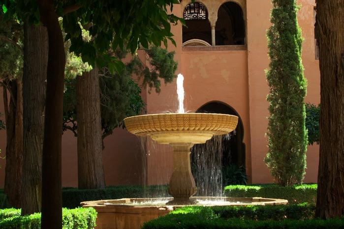 Альгамбра - жемчужина Андалузии 35806