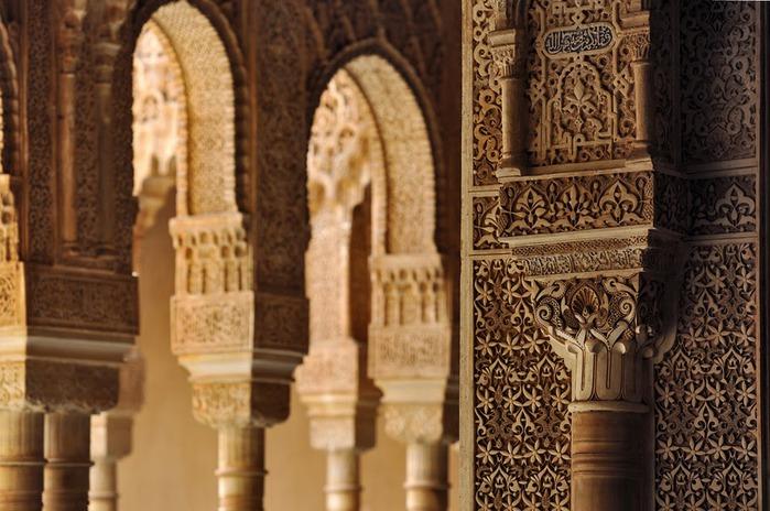 Альгамбра - жемчужина Андалузии 48485