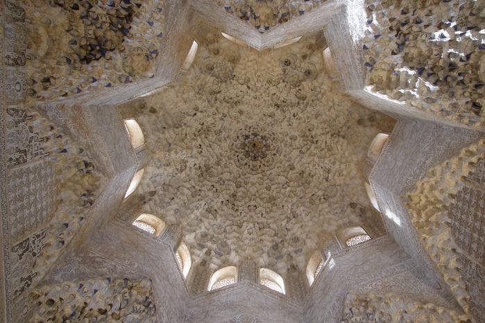 Альгамбра - жемчужина Андалузии 93202