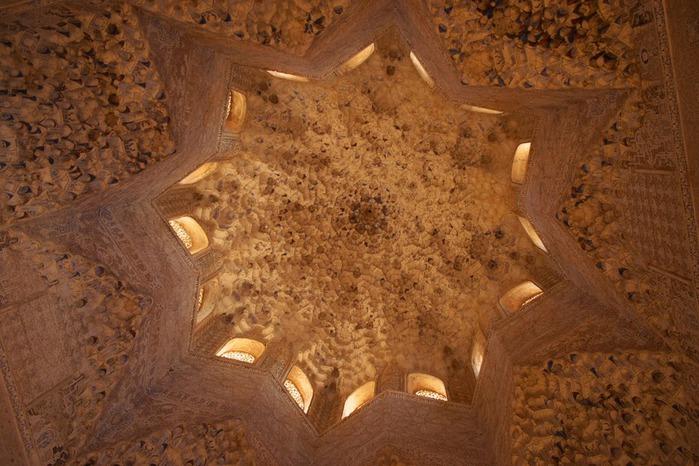 Альгамбра - жемчужина Андалузии 58935