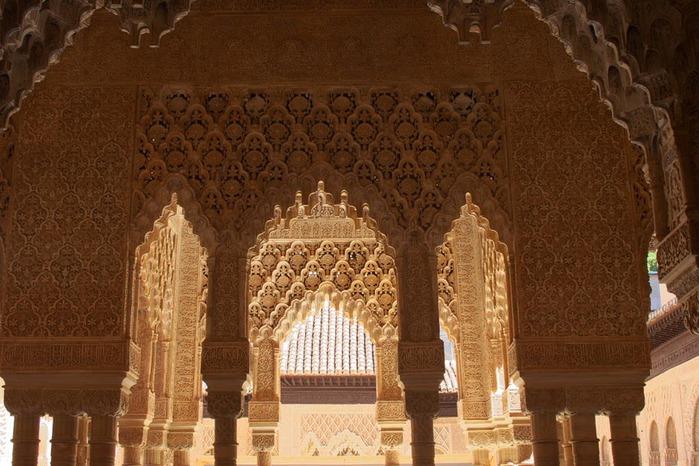Альгамбра - жемчужина Андалузии 19623