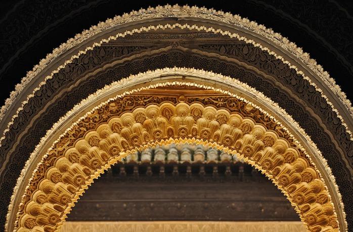 Альгамбра - жемчужина Андалузии 46763