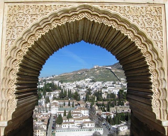 Альгамбра - жемчужина Андалузии 67897