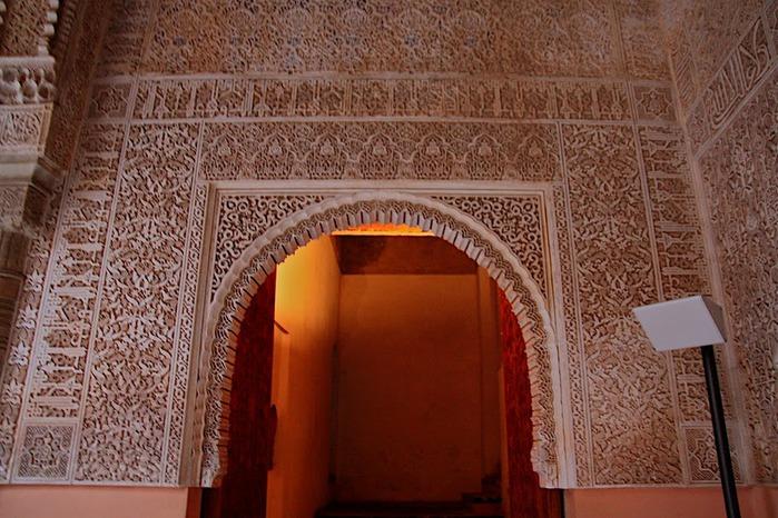Альгамбра - жемчужина Андалузии 72298