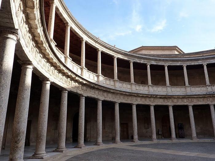 Альгамбра - жемчужина Андалузии 33572