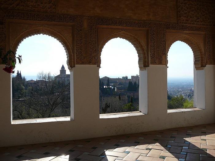 Альгамбра - жемчужина Андалузии 16380