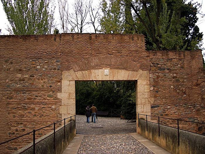 Альгамбра - жемчужина Андалузии 50882