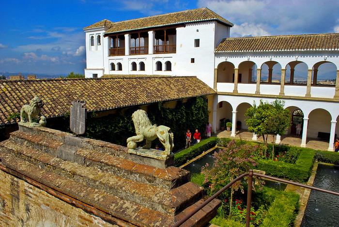 Альгамбра - жемчужина Андалузии 11520