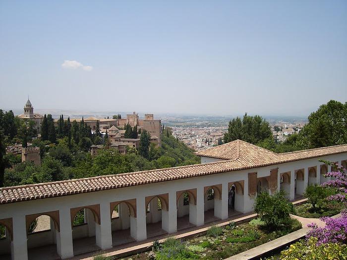 Альгамбра - жемчужина Андалузии 26423