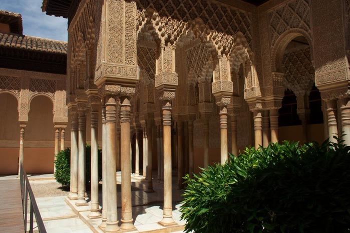 Альгамбра - жемчужина Андалузии 42840