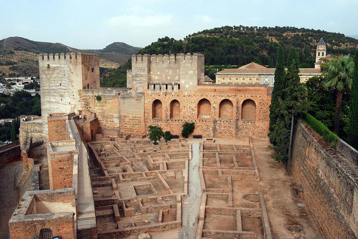 Альгамбра - жемчужина Андалузии 34086